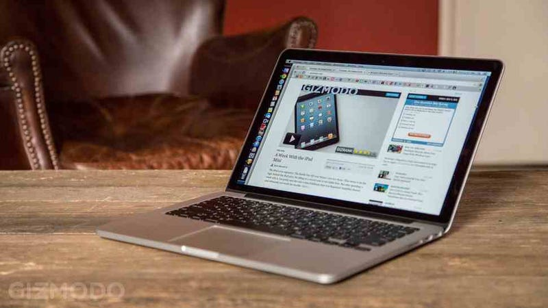 The Retina MacBook Pro Is More Than $300 Off at Best Buy