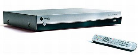 Pinnacle's ShowCenter 250HD Media Streamer Plays DivX and XviD