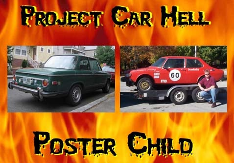 Vote For Our Next Project Car Hell Poster Child!