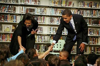 Comments of the Day: Obama's Shocking Indoctrination of Your Children!