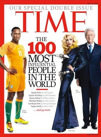 """Time 100"" Names 31 Powerful Women"