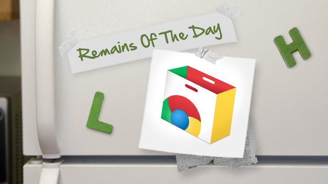 Remains of the Day: Your Chrome Extensions Are Getting Google Ads