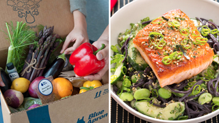 Blue Apron: Fresh Ingredient & Recipe Delivery (50% Off First Week)