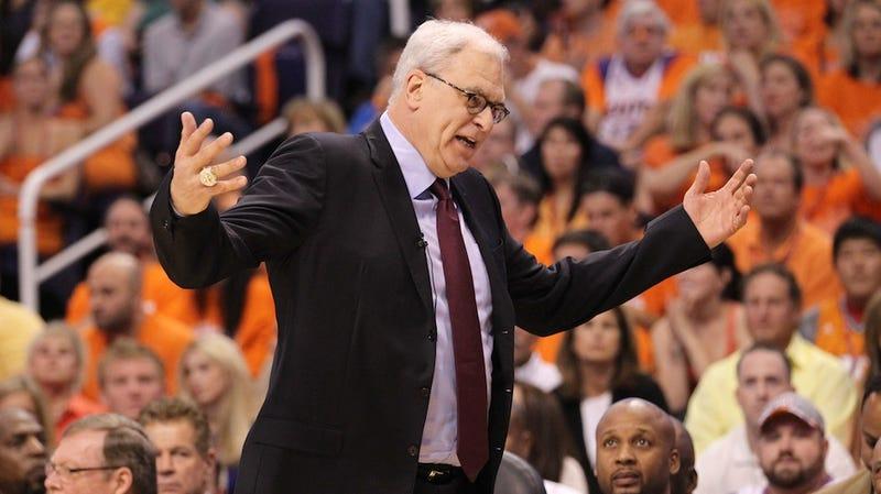 Phil Jackson Turns Down The Brooklyn Nets Head Coach Offer