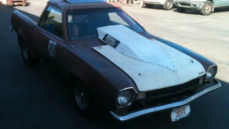 The V8 Pintochero Will Haunt Your Dreams