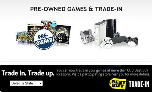 Best Buy Launches Nationwide Video Game Trade-Ins - Update