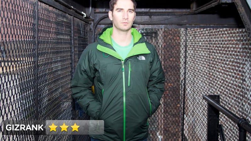 The Ultimate Urban Winter Jacket