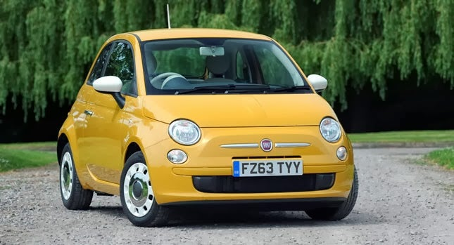 """Americans Want Bigger Fiat 500, Europeans Don't"""