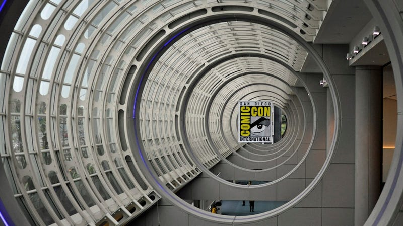 San Diego Comic-Con Thursday and Friday schedules have been posted!