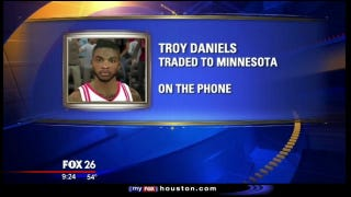 Houston TV Station Uses <i>NBA2K </i>Screenshot To Report Troy Daniels Trade