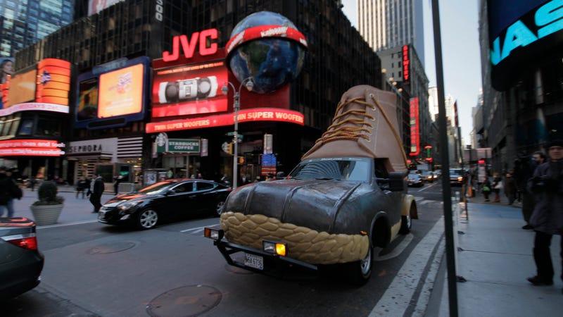L.L. Bean Bootmobile Gallery