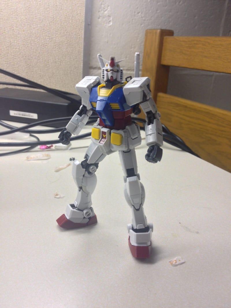 "RX-78-2 ""Gundam"" Complete!"