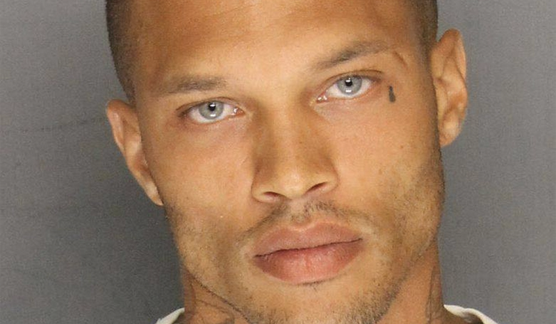 No, the Sexy Mugshot Guy Didn't Get a $30,000 Modeling Contract