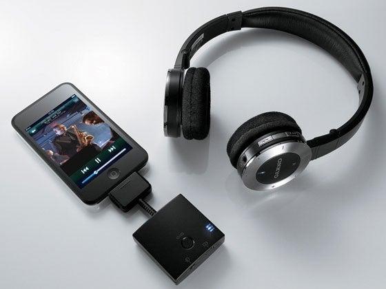 Onkyo MHP-UW2 Wireless Headphones For iPod Users