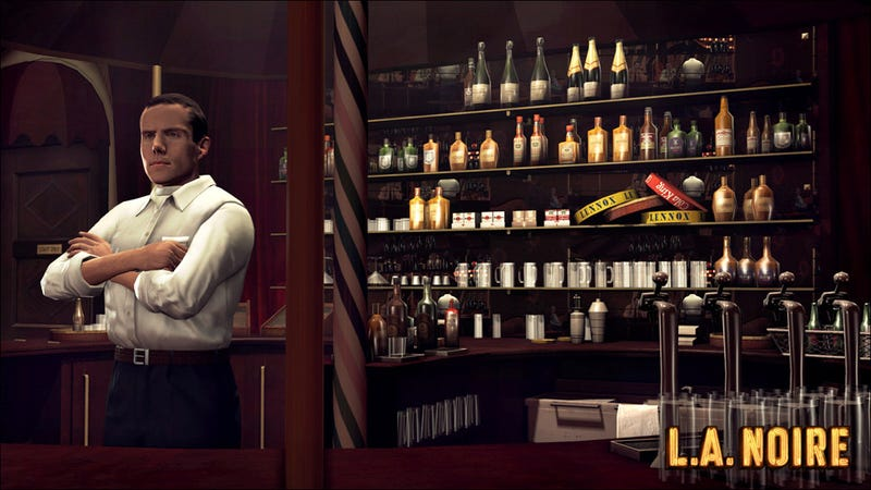 Reviewers Detect Something Wonderful in L.A. Noire