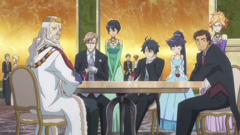 Log Horizon's First Half Goes from Cliché to Captivating