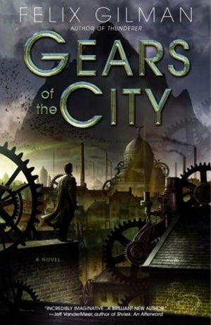 """Gears of the City"" Wanders a Fantastical, Godless Urban Landscape"
