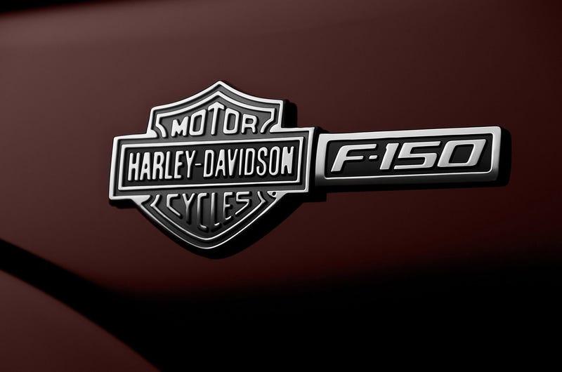2010 Ford Harley-Davidson F-150: Hog Lovers Rejoice!