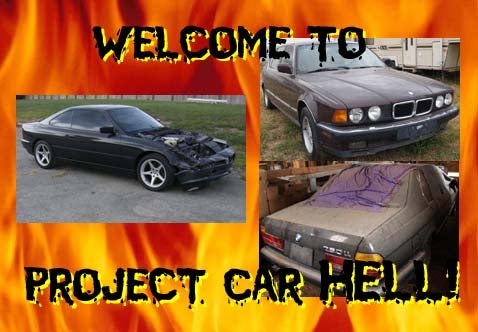 Project Car Hell, V12 BMW Edition: One 850 or Two 750s?
