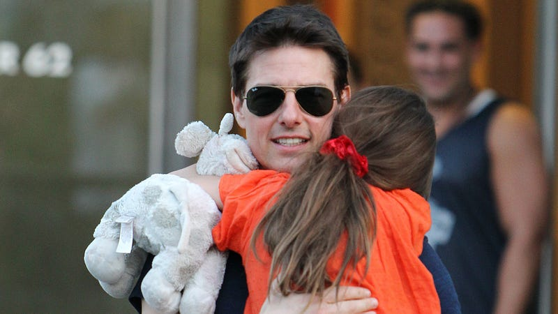 Tom Cruise Is Suing the Tabloids for Saying He Abandoned Suri in Her Hour of Need