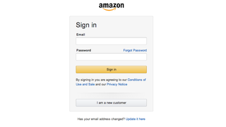 Amazon Redesigns Its Login Page For the First Time In Decades