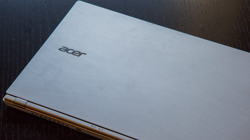 Acer Aspire S7 Review: This Is How Windows 8 Should Feel (Almost)