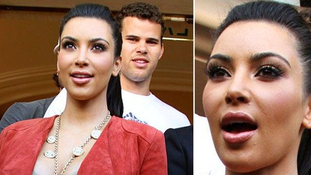 A Guide to Kim Kardashian's Tacky Wedding Registry