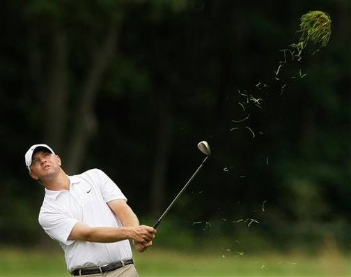 Lucas Glover Wins The U.S. Open