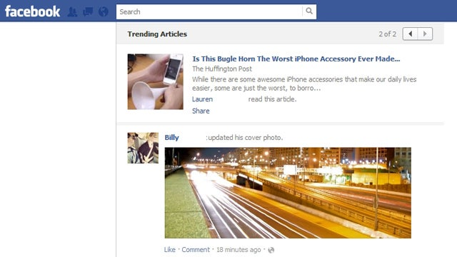 Paper Towels, Facebook Trending Articles, and Clean Windows Installations