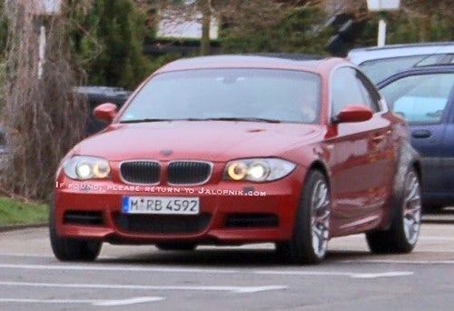 BMW 1-Series M Confirmed, Won't Be Called M1