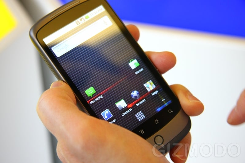 Google Nexus Hands On Gallery
