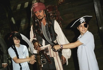 Johnny Depp's Threat Not to Make Pirates 4 Collapses on Day 10