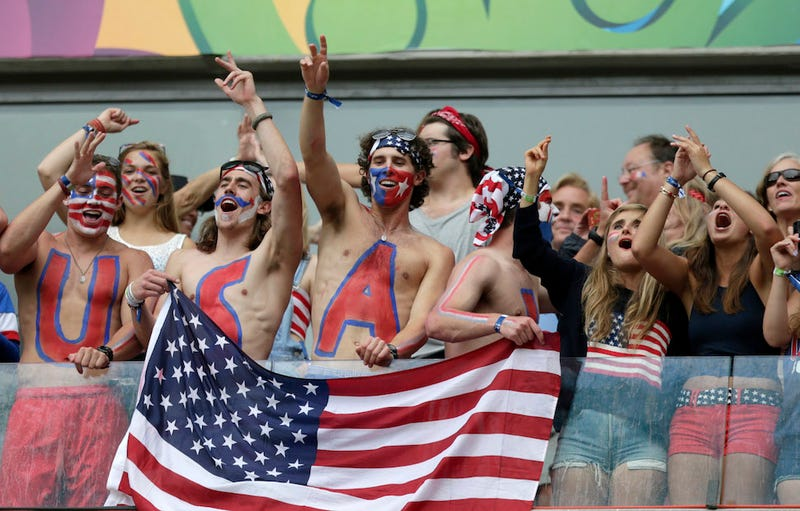 Five Things Bandwagoners Should Know About Today's U.S.-Belgium Match