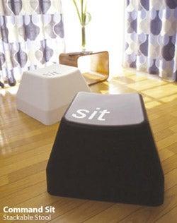 Sit Key Stool Makes Programmers Chuckle, Regular People Groan