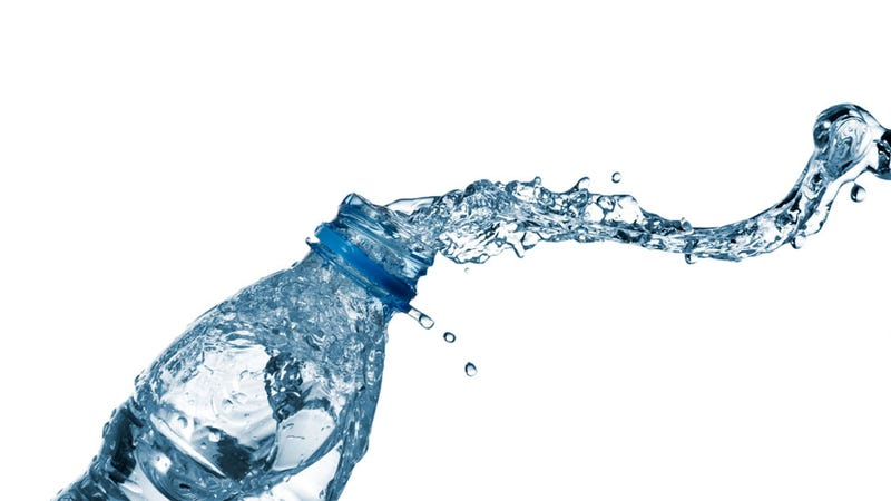 Drinking From Water Bottles May Increase Wrinkles and Despair