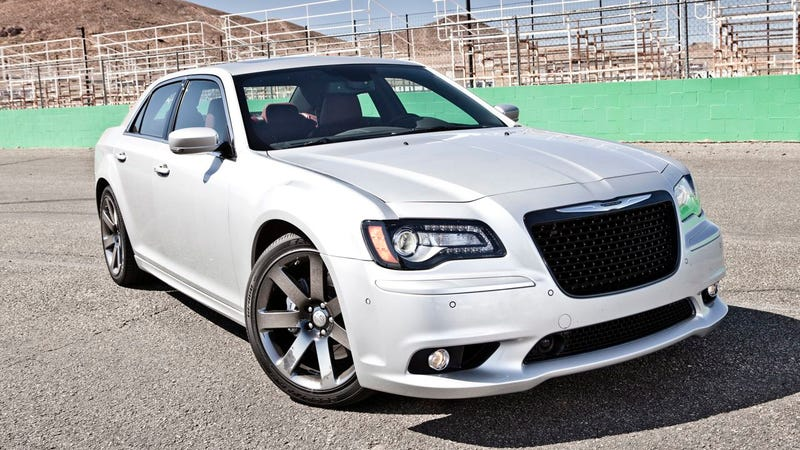 2012 Chrysler 300C SRT8: First Drive