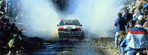 Crowning The King Of 1986: Audi Quattro S1 vs Ford RS200 vs Lancia Delta S4 vs Peugeot 205 TI6