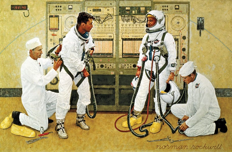 John Young: Scientist, Astronaut and BAMF
