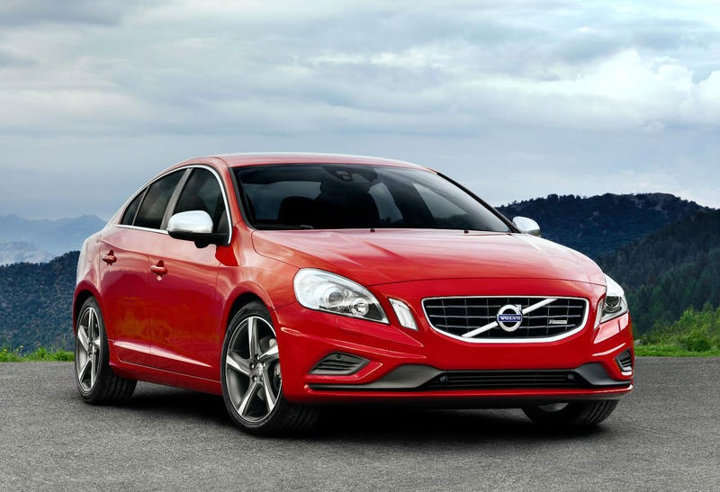 Next Volvo S60 R-Design will offer 325-hp turbo six
