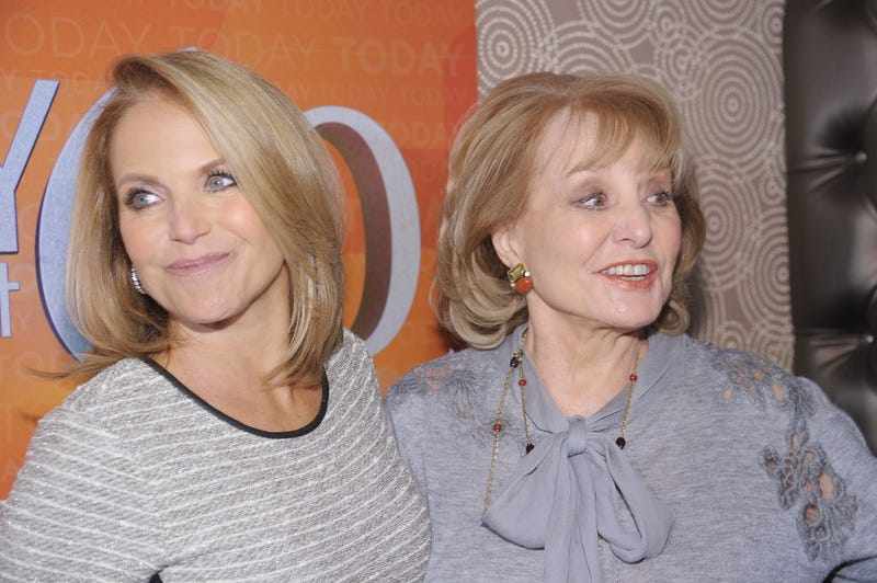 Rumors Indicate that Katie Couric Could Join The View
