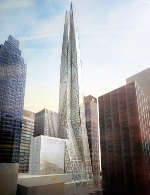 May The Pritzker Bring Nouvel To Midtown