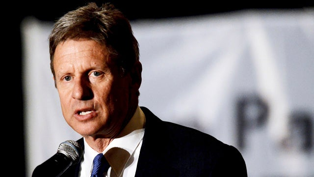 Gary Johnson Will Run for Top Republican Screwer-Overer