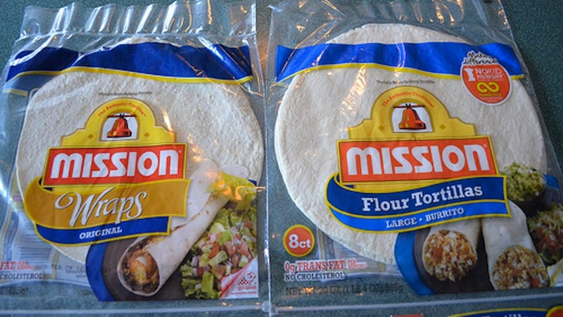 Americans Will Pay More for a Flour Wrap Than for a Tortilla