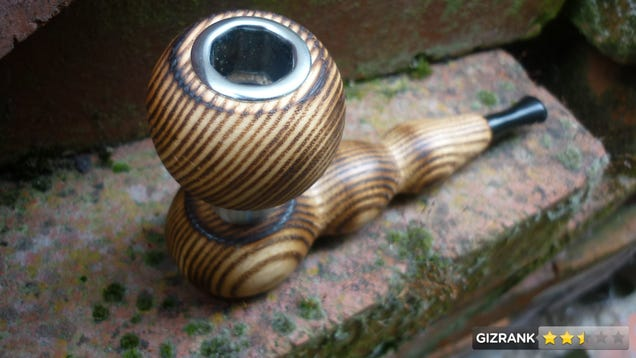 VaporGenie Lightning Review: This Pipe Thinks It's a Vape