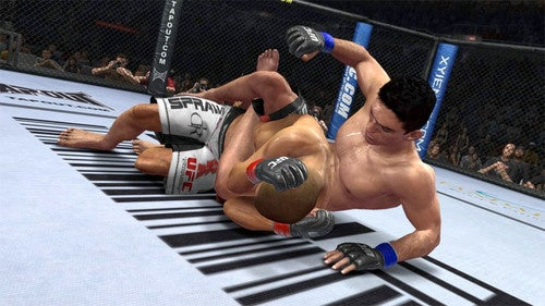 THQ Back In The Business Of Losing Money, May Drop Annual UFC Games