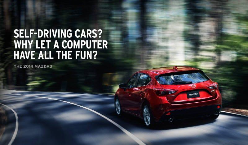 I [heart] Mazda.