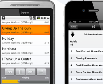Ubuntu One to Offer Music Streaming to iPhone and Android, Windows Client