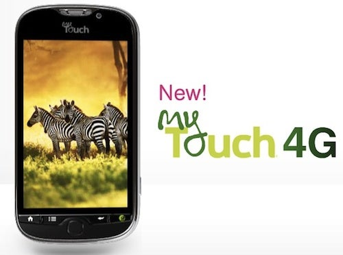 T-Mobile's myTouch 4G Sleight of Hand