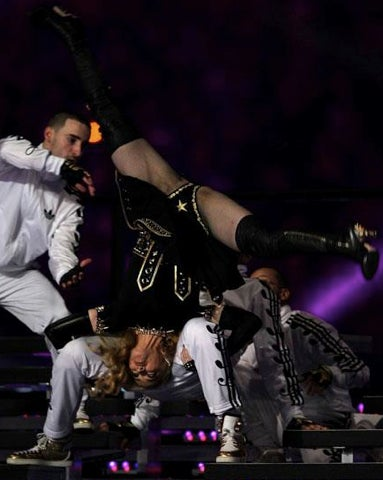 Let Us Now Consider The Possibility That Madonna's Halftime Show Was A Satanic Ritual
