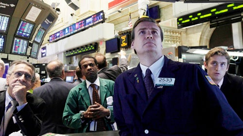 Stock Market Celebrates Debt Deal by Collapsing